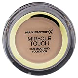 Max Factor Miracle Touch Liquid Illusion No. 40 Foundation, Creamy Ivory