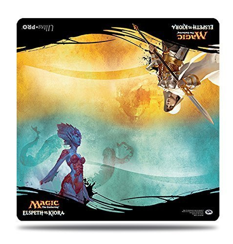 Ultra Pro Elspeth vs Kiora Magic Duel Play Mat by Ultra Pro