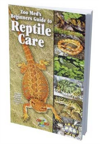 Price comparison product image Zoo Med Laboratories SZMZB10 The Guide To Reptile Care