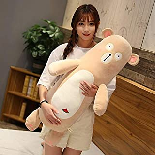 WOIA Cozy Bear Rabbit Elephant Dog Plush Toy Soft Cartoon Animal Stuffed Doll Sofa Chair Bed Nap Pillow Cushion Friends Girls Present Must Have Gifts Gift Tags The Favourite Toys Superhero