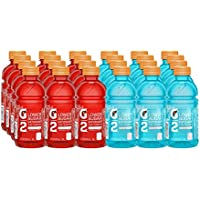 24-Pack Gatorade Thirst Quencher G2 Glacier Freeze and G2 Fruit Punch