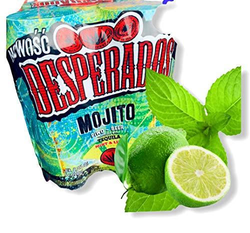 Neu! 8x Desperados Mojito Beer in der 0,5L Dose