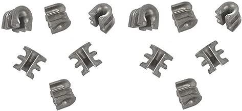HURI 12 Trimmer Head Eyelet Sleeve for FS56 FS60 FS61 FS62 FS65 FS70 FS74 FS76 FS81 FS83 FS85 FS86 FS91 FS110 FS120 FS200 FS250 FS350