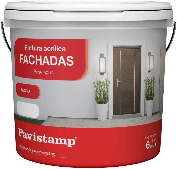 Pintura Interior Gris Oscuro 6 KG Acrilica Plastica/Antihumedad/Antimoho/Fachadas, paredes, suelos y madera alta gama en colores para pared rodillo, brocha y pistola
