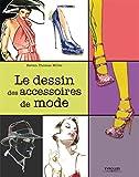 Le dessin des accessoires de mode