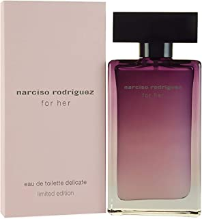 Narciso Rodriguez Delicate Spray Limited Edition for Women 75ml Eau de Toilette
