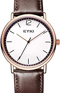 EYKI Dress Watch For Men Analog Leather - E1121L