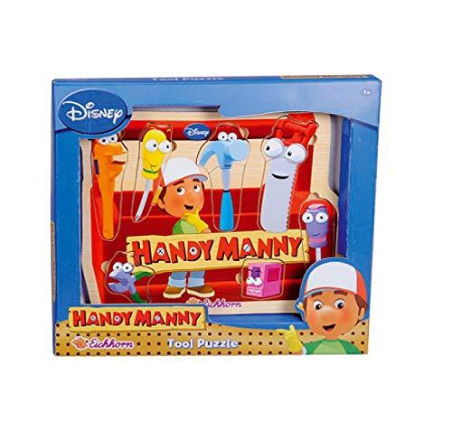 Puzzle Madera Manny Manitas , color/modelo surtido