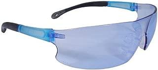 Radians RS1-B Rad-Sequel Light Lens Safety Glasses, Standard, Blue (Pack of 12)