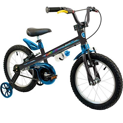 Bicicleta Apollo Aro 16 Raiada Nathor Multicor