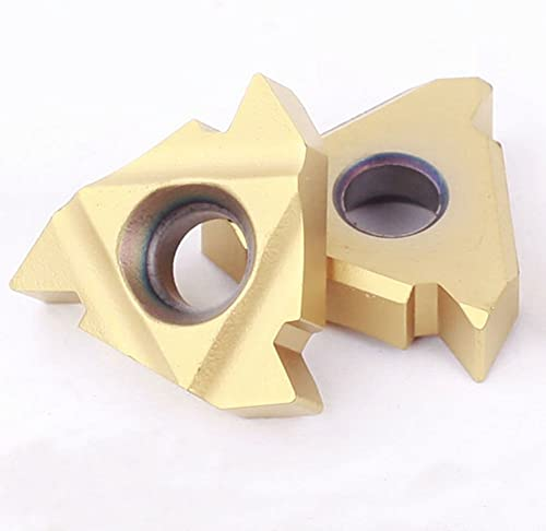 high quality ZIMING-1 10PCS MMT22IR N60 US735 milling cutter CNC threading new arrival carbide inserts for outlet sale processing steel, stainless steel,lathe turning tools outlet online sale
