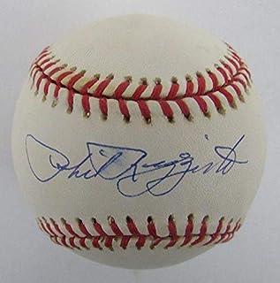 Phil Rizzuto Signed Baseball - Rawlings OAL 140702 - JSA Certified - Autographed Baseballs