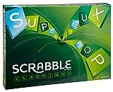 Mattel Games Y9598 - Scrabble Original Wörterspiel und Brettspiel geeignet für...