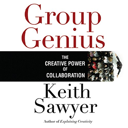 Group Genius audiobook cover art