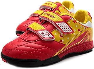 Xiang guan 时尚帅气 舒适个性 儿童鞋 青少年校园 专业运动鞋 足球鞋 训练鞋 休闲运动鞋 情侣鞋 红色 32