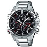 [カシオ] 腕時計 エディフィス スマートフォンリンク EQB-501XD-1AJF シルバー