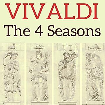 Vivaldi : The 4 seasons