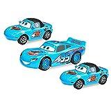 Disney Dinoco Dream Pullback Die Cast Cars 3-Pack - Cars