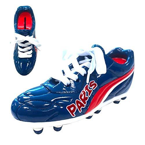 Hucha, diseño bota fútbol, diseño París