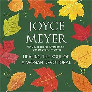 Couverture de Healing the Soul of a Woman Devotional