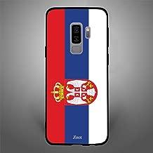 Samsung Galaxy S9 Plus Serbia Flag