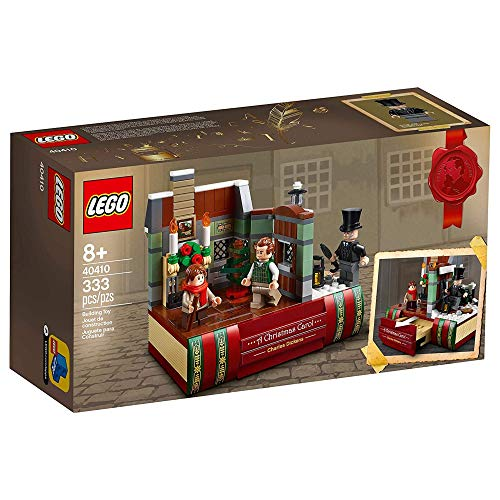 LEGO 40410 - Tributo Charles Dickens
