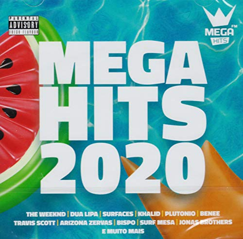 Mega Hits 2020 [CD] 2020