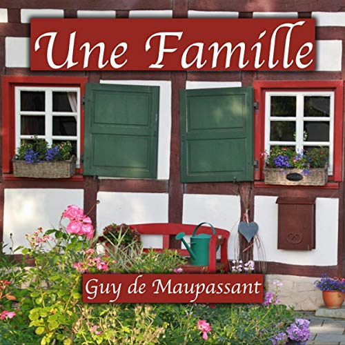 Une Famille audiobook cover art