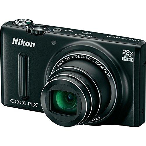 ニコン COOLPIX S9600(マットブラック)
