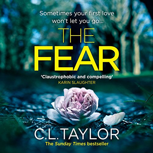 The Fear audiobook cover art