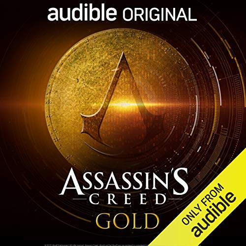 Assassin's Creed: Gold audiobook cover art