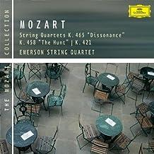 Mozart Str Qrt K465 Str Qrt K458