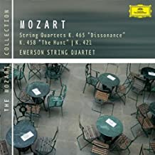 Best mozart quartet the hunt Reviews