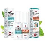 PODERM - LOT MYCOSE ONGLE DIFFICILE - 2 Best-Seller Poderm