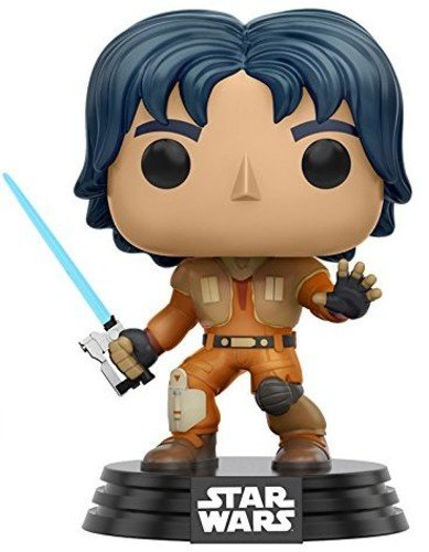 POP! Bobble - Star Wars: Rebels: Ezra
