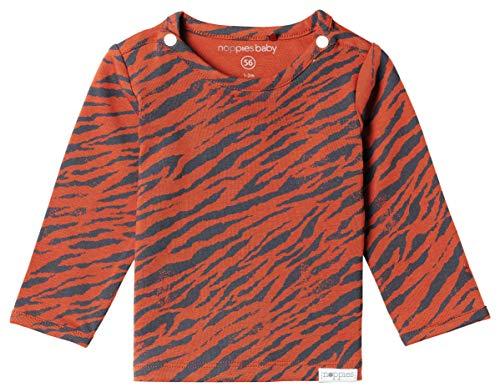 Noppies Unisex Baby U Overlap Ls Adamit Y//D STR T-Shirt