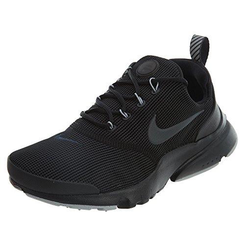 Nike Unisex-Erwachsene Presto Fly Gs Sneaker, Schwarz (Anthracite/Wolf Grey/Dark Grey 913966-008), 38.5 EU