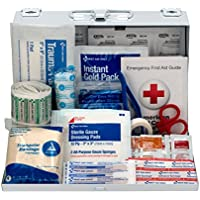 178-Piece First Aid Only Contractor's First Aid Kit