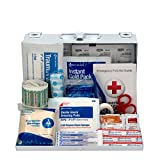 First Aid Only 178 Piece Contractor's First Aid Kit, OSHA Compliant (9302-25M)