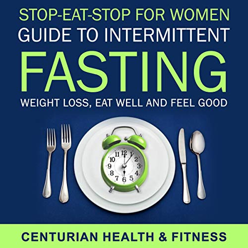Stop Eat Stop for Woman audiobook cover art