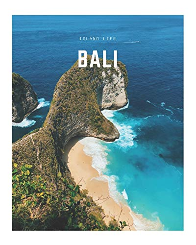 Bali: A Decorative Book | Perfect for Coffee Tables, Bookshelves, Interior Design & Home Staging (Island Life Book Set)