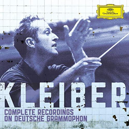 Carlos Kleiber, Carl Maria von Weber, Franz Schubert, Giuseppe Verdi, Johannes Brahms, Johann Strauss II, Ludwig van Beethoven & Richard Wagner