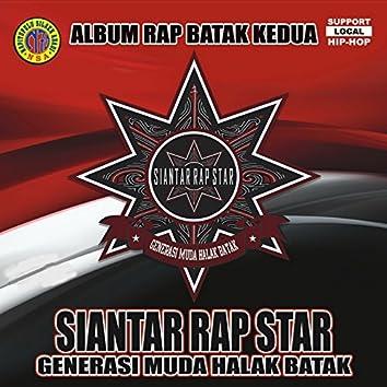 Album Rap Batak Kedua Siantar Rap Star
