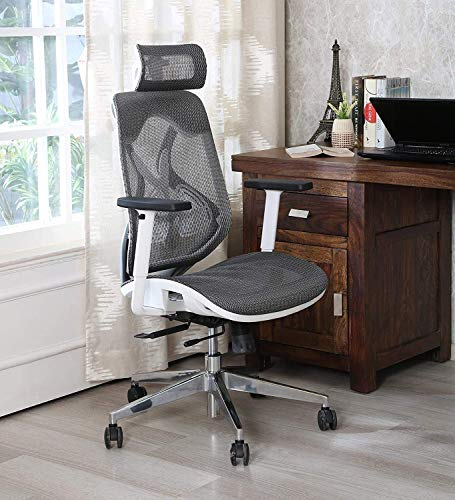 MISURAA Xenon High Back Ergonomic Chair for Office and Home