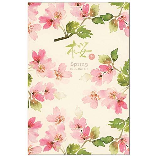 ポストカード 春柄 満開の桜 HGS-409 (31) 2柄10枚 春のご挨拶 ハガキ はがき フロンティア FRONTIA