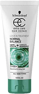 Schwarzkopf Extra Care Normal Balance Leave In Treatment, 100ml