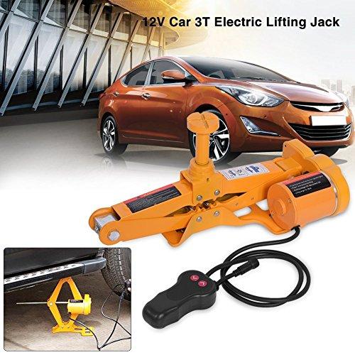 3 T Elektrischer Wagenheber mit Schlagschrauber für SUV, Van, Garage, Notfallausrüstung