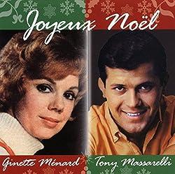 Joyeux Noel (Frn) [Audio CD] Massarelli, Tony/Menard;Ginette