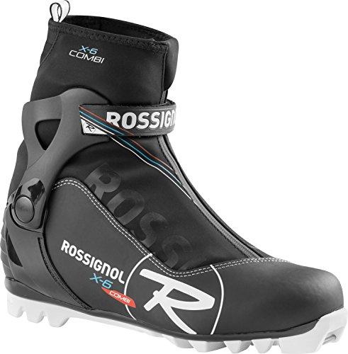 Rossignol X-6 Combi XC Ski Boots Mens Sz 10 (43)