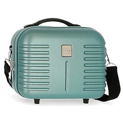 Trousse de Toilette Adaptable Roll Road India Turquoise